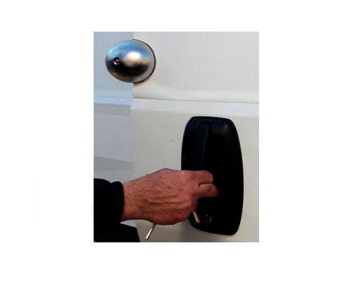 Замок VAN LOCK для грузовых автомобилей и автофургонов