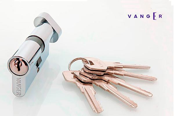 Расширение ассортимента в сериях цилиндров VANGER