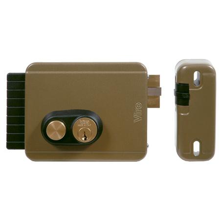 Электромеханические замки V05 с кнопкой