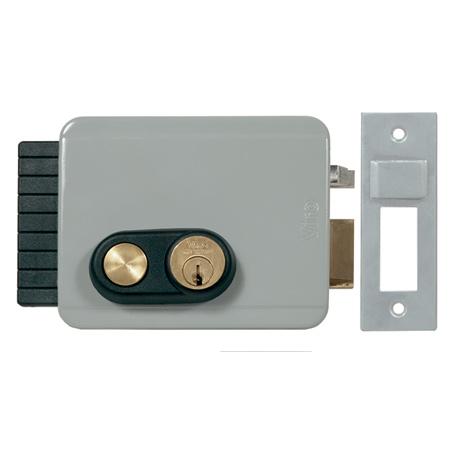 Электромеханический замок для калиток V97 с кнопкой