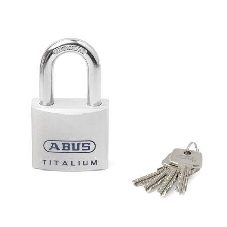 Навесной замок ABUS TITALIUM 96 с усиленной защитой
