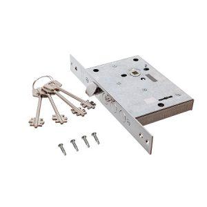Врезной сувальдный для металлических дверей Kale Kilit 442L
