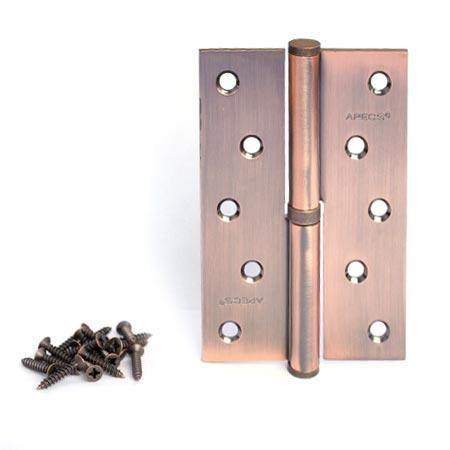 Разъёмные петли Apecs Steel 120*80 B Steel (левые/правые)