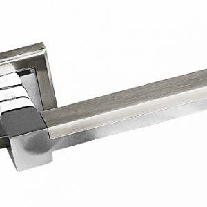 Ручка фалевая на квадратной накладке Palidore 289