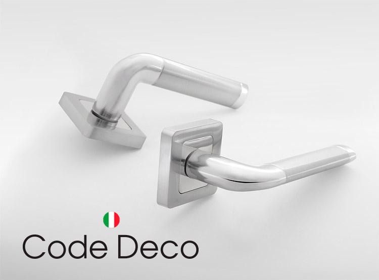 Новинка! Ручки от бренда Code Decoк и на саморезы.